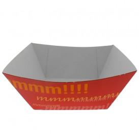 Kartonnen Snackbakjes 525ml 12,1x8,1x5,5cm (600 stuks)