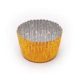 Folie bakken beker 3x2,4x1,9cm (100 stuks)