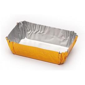 Folie bakken beker 5x3x1,6cm (2600 stuks)