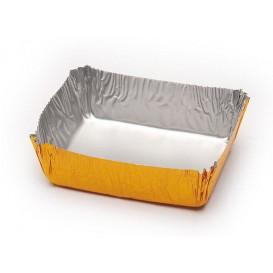 Folie bakken beker 5,2x4,2x1,5cm (100 stuks)
