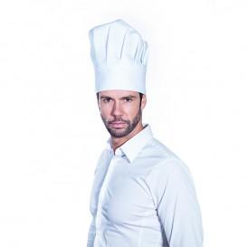 Gorro Papel Cocinero Chef (10 Uds)