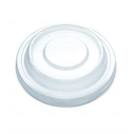Papieren Deksel voor Saladekom medium maat en groot maat 16cm (360 stuks)