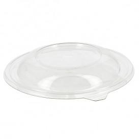 Plastic Deksel voor Kom PET Ø18cm (60 stuks)