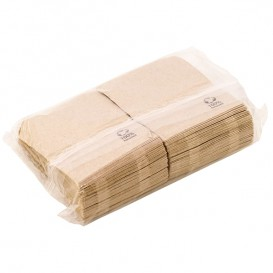 "Papieren servet Eco ""Recycled"" 17x17cm (14000 stuks)"