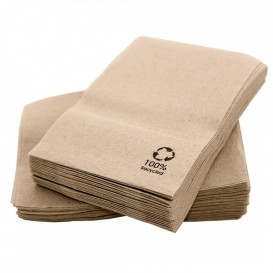 "Servilletas de Papel Eco ""Recycled"" 17x17cm (14000 Uds)"
