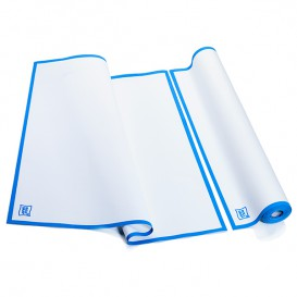 """Vaatdoek rol """"Roll Drap"""" Edgings blauw 52x80cm P52cm (160 stuks)"""