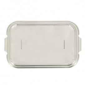 Deksel voor folie-Container 330ml (1000 stuks)