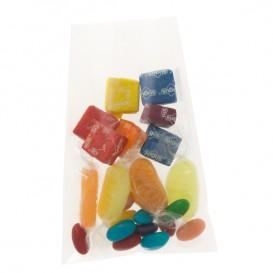 Plastic zak cellofaan PP 4x25cm G-130 (1000 stuks)