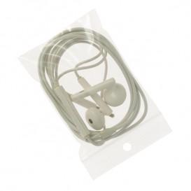 Plastic zak met rits Automatische sluiting Hang gat 4x6cm G-200 (100 stuks)