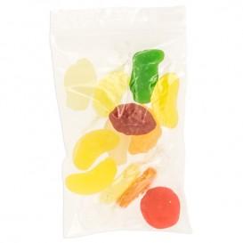 Plastic zak met rits Automatische sluiting 12x18cm G-160 (100 stuks)