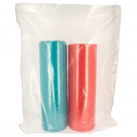 Plastic zak met rits drukknoopsluiting 50x65cm G-300 (500 stuks)