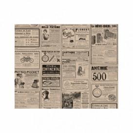 """Graspapier inpakvellen """"Times"""" kraft 31x38cm (4000 stuks)"""