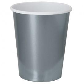 Vaso Cartón 6Oz/180ml Blanco Ø7,0cm (10 Uds)