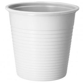 Vaso de Plastico PS Blanco 80 ml (30 Uds)