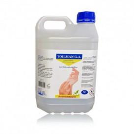 Antibacteriële Hydroalcoholische Sanitaire Gel 5000ml (4 stuks)