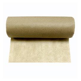Niet geweven PLUS Tafelkleed rol crème 1,2x50m P40cm (6 stuks)