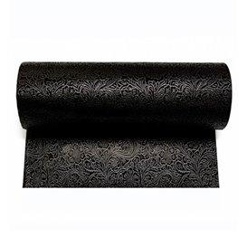 Niet geweven PLUS Tafelkleed rol zwart 0,4x50m P30cm (1 eenheid)