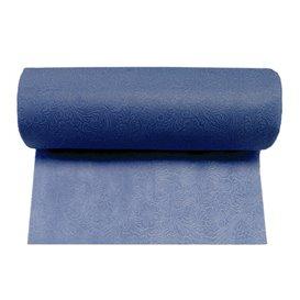 Niet geweven PLUS Tafelkleed rol Blauw 0,40x45m P30cm (6 stuks)