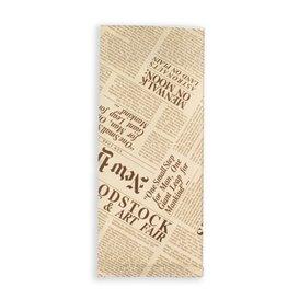 """Enveloppe Bestekhouder met Servet """"New York Times"""" (1000 stuks)"""