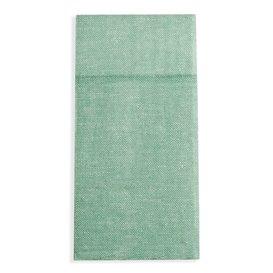 Zakvouw papieren servet Cow Boys Groen 40x40cm (30 stuks)