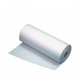 Papieren handdoek rol Manila wit 8kg 40g 62cm (1 stuk)