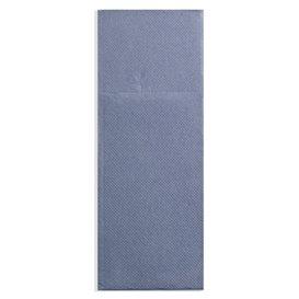 Zakvouw papieren servet Cow Boys Blauw 30x40cm (1200 stuks)