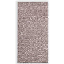 Zakvouw papieren servet Cow Boys Bruin 30x40cm (1200 stuks)