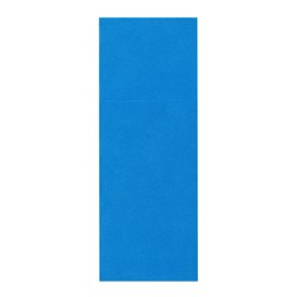 Zakvouw papieren servet turkoois 30x40cm (30 stuks)