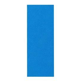 Zakvouw papieren servet turkoois 30x40cm (1200 stuks)
