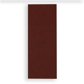 Zakvouw papieren servet bruin 30x40cm (1200 stuks)