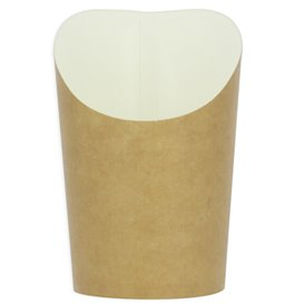 Papieren Container Kraft Effect Vetvrije klein Beker (55 stuks)