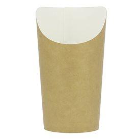 Papieren Container Kraft Effect Vetvrije Groot Beker (55 stuks)