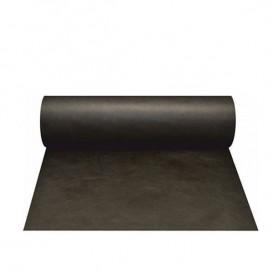 Novotex tafel loper zwart 50g 40x100cm (500 stuks)