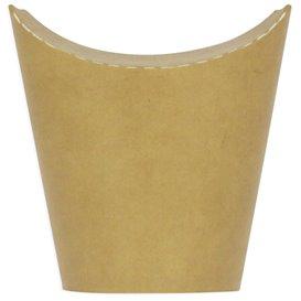 Papieren Container Kraft Effect Vetvrije Beker 14Oz/420ml (1000 stuks)
