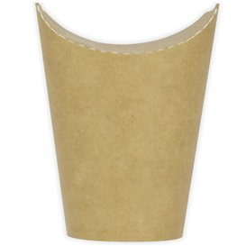 Papieren Container Kraft Effect Vetvrije Beker 16Oz/480ml (50 stuks)