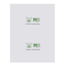 Plastic zak blok 100% biologisch afbreekbaar 27x35cm (3000 stuks)