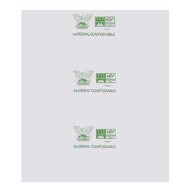 Plastic zak blok 100% biologisch afbreekbaar 40x47cm (200 stuks)