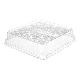 Bakje voor Suikerriet Taco's Wit 18,5x18,5cm (50 Stuks)