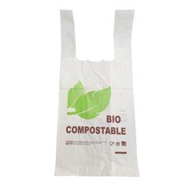 Plastic Hemddraagtassen 100% Biologisch afbreekbaar 35x50cm (2000 stuks)