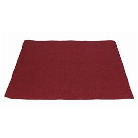 Placemat van Papier Bordeaux 30x40cm 40g/m² (1.000 Stuks)