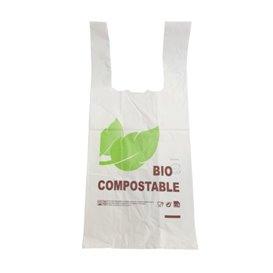 Plastic Hemddraagtassen 100% Biologisch afbreekbaar 48x60cm (100 stuks)