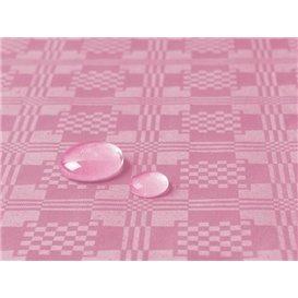 Tafelkleed rol Waterdicht roze 1,2x5m (10 Stuks)