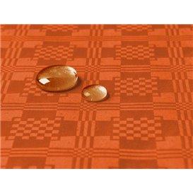 Tafelkleed rol Waterdicht oranje 1,2x5m (1 Stuk)
