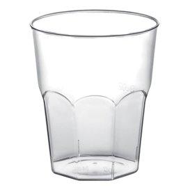 Plastic shotje PP transparant Ø45mm 50ml (50 stuks)