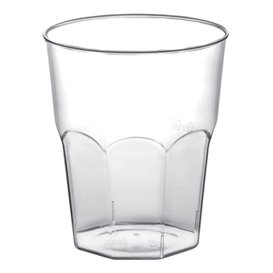 Plastic shotje PP transparant Ø45mm 50ml (1000 stuks)