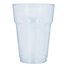 Plastic pint PP glas transparant 200 ml (40 stuks)