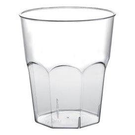 Plastic beker voor Cocktail PP transparant Ø8,4cm 270ml (420 stuks)