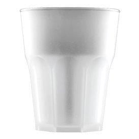 Plastic PP beker transparant Ø8,5cm 300ml (8 stuks)