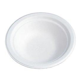 "Gegoten vezel Kom ""Chinet"" wit 460 ml Ø18cm (1000 stuks)"