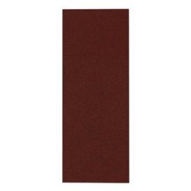 Zakvouw papieren servet bruin 32x40cm (30 stuks)